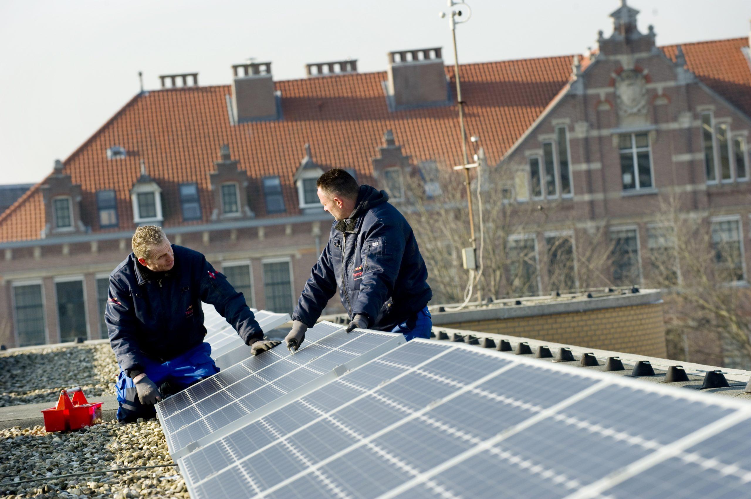 Groei duurzame productie