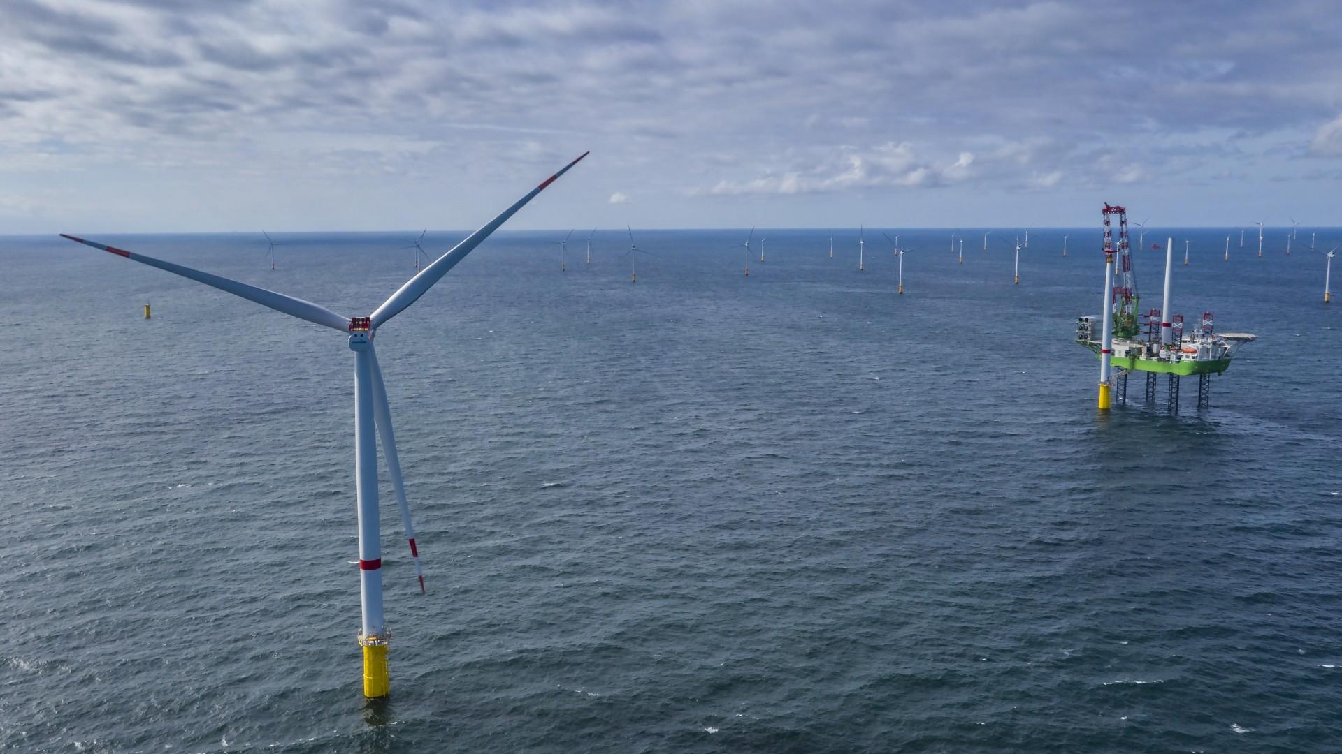 Borealis verduurzaamt met windenergie van Eneco