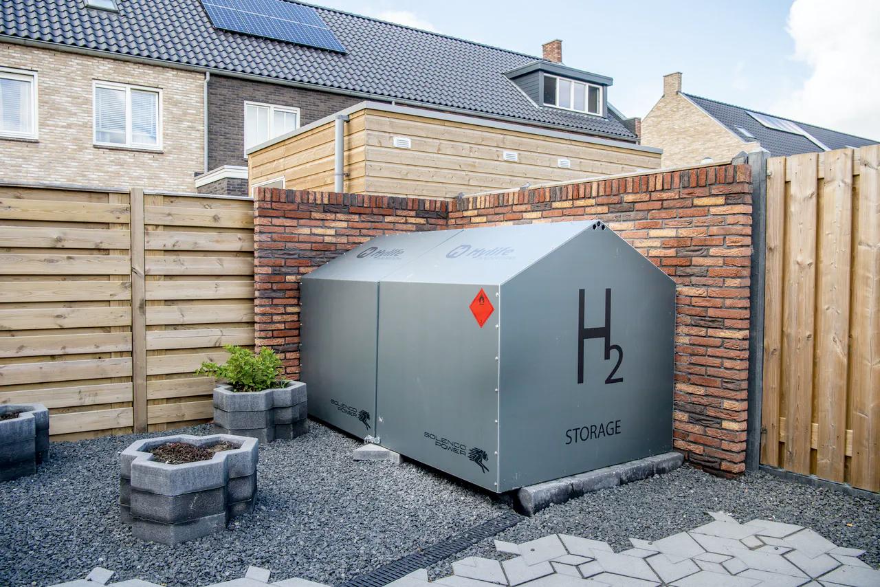 Waterstof als duurzame energiebron voor huishoudens